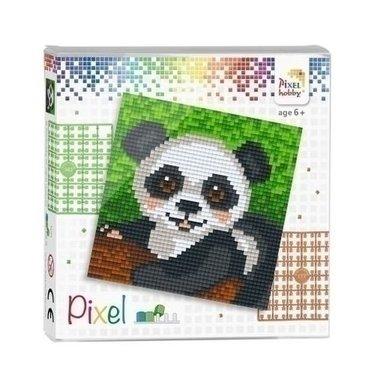 Pixel set Panda/ Pixelhobby
