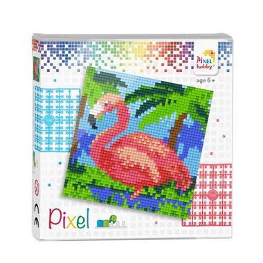 Pixel set Flamingo/ Pixelhobby