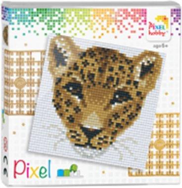 Pixel set Luipaard/ Pixelhobby