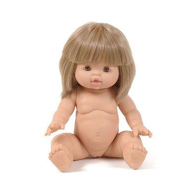 Pop Gordi meisje blank blond haar / Paola Reina