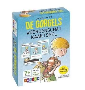 De Gorgels woordenschat kaartspel 7+ / Zwijsen