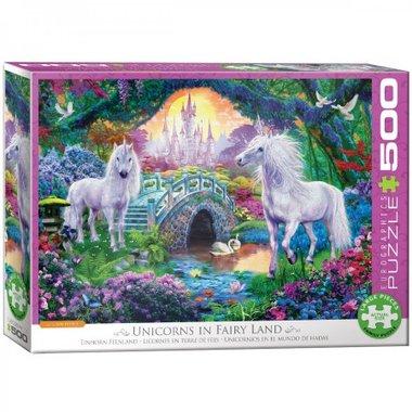 Unicorns in Fairy Land (500 st) / Eurographics