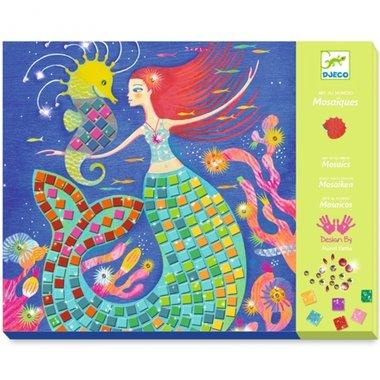 Mozaïek zang van de zeemeerminnen / Djeco