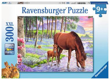 Schoonheid in het wild puzzel (300 XXL) / Ravensburger