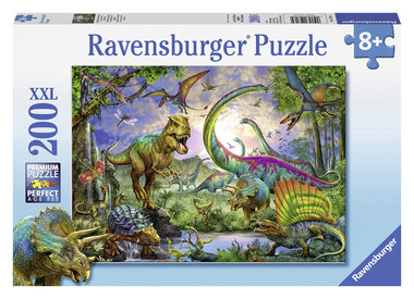 Rijk der giganten puzzel (200 XXL) / Ravensburger