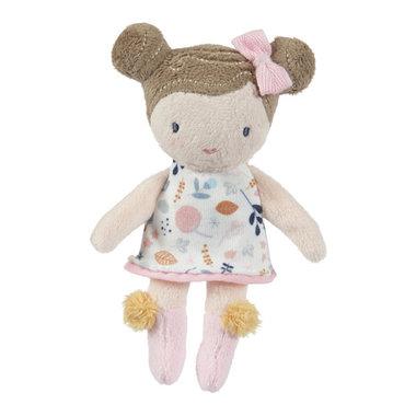 Knuffelpop Rosa 10 cm / Little Dutch
