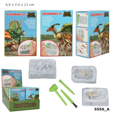 Opgravingsset Dino (klein) / Dino World