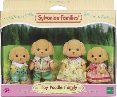 Familie Poedel / Sylvanian Families
