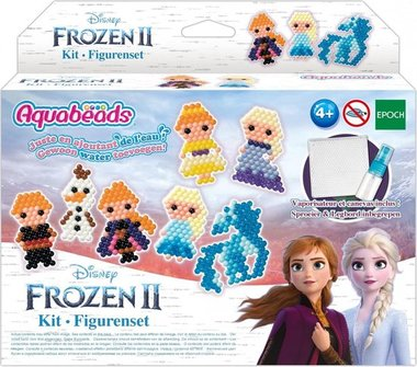 Frozen 2 character set / Aquabeads