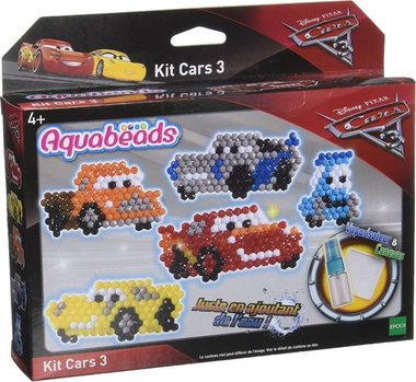 Cars 3 figurenset / Aquabeads