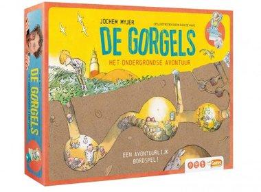 De Gorgels - Het Ondergrondse Avontuur Bordspel / Just Games