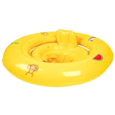 Opblaasbare Geel Baby Zwemzitje Unisex / Swim Essentials