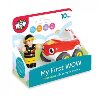 My first Wow Fire engine Blaze / WOW Toys