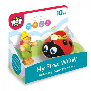 My first Wow Ladybird Lilly / WOW Toys