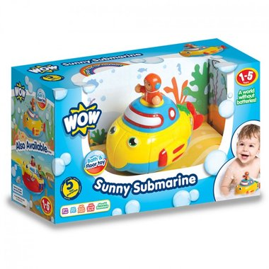 My first Wow Sunny Submarine / WOW Toys