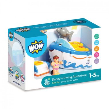 Danny's Diving Adventure / WOW Toys
