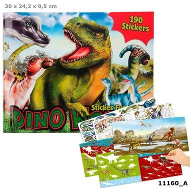 Sticker Fun / Dino Word