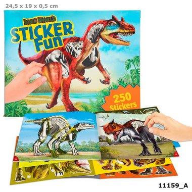 Sticker Fun / Dino World