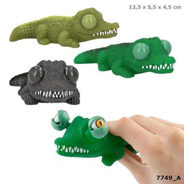 Pop-up-ogen krokodil / Dino World