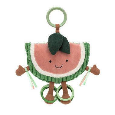 Watermeloen Amuseable Watermelon Activity Toy / JellyCat