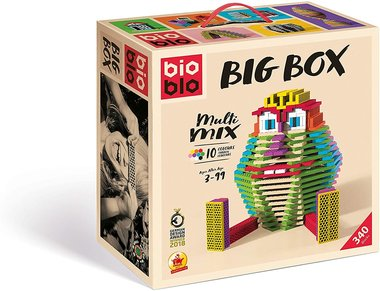 Big Box Multi Mix (340) / Bioblo