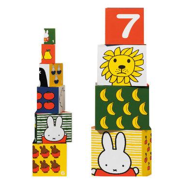 Nijntje stapelkubus 1+ / Bambolino Toys