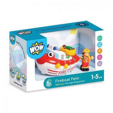 Fireboat Felix / WOW Toys