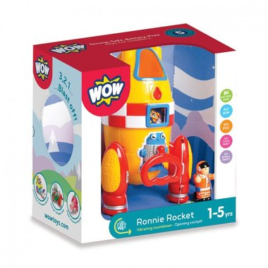Ronnie Rocket / WOW Toys