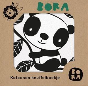 Bora in de dierentuin (stoffenboekje)