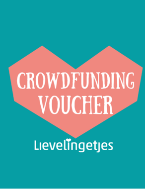 Crowdfunding voucher