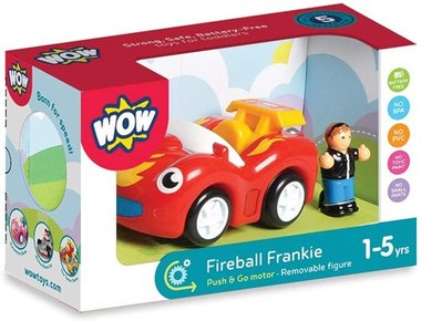 Fireball Frankie / WOW Toys