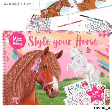 Style your Horse / Miss Melody