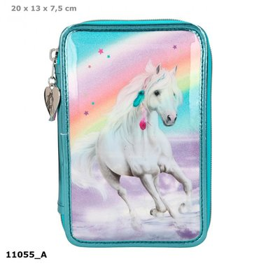 3-vaks etui RAINBOW / Miss Melody