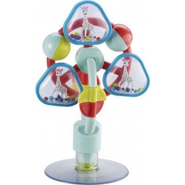 Zuignap met speeltjes / Sophie de giraf