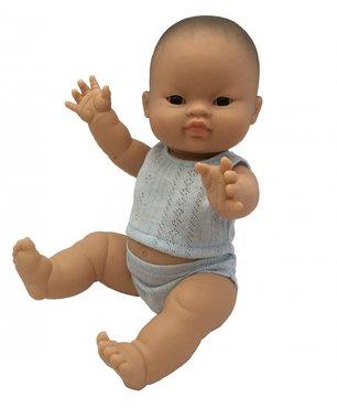 Pop Gordi jongen (Aziatisch) met ondergoed / Paola Reina