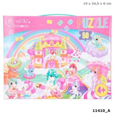 Puzzel 50 stukjes / Ylvi & the Minimoomis
