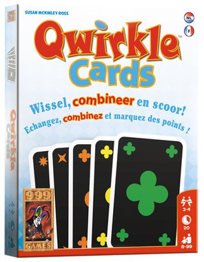 Qwirkle Cards / 999 Games