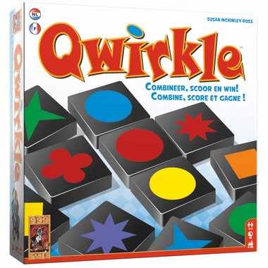 Qwirkle / 999 Games