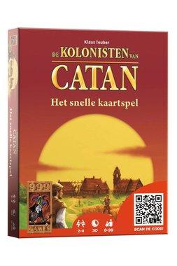Catan: Het snelle Kaartspel / 999 Games
