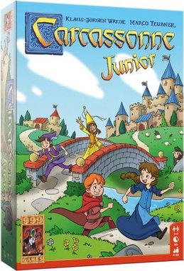 Carcassonne Junior / 999 Games