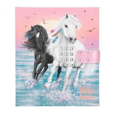 Dagboek met geheime code en muziek / Miss Melody