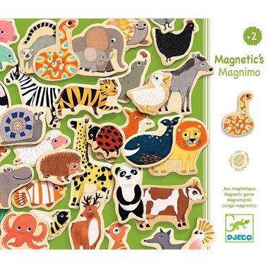 Magneten dieren Magnimo / Djeco