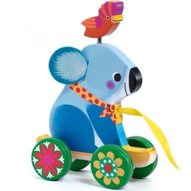 Trekfiguur Koala Otto / Djeco