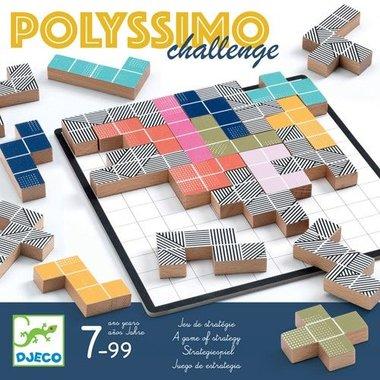 Hersenkraker Polyssimo Challenge / Djeco