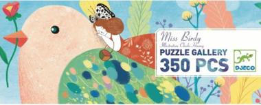 Puzzel Miss Birdy (350 st) / Djeco