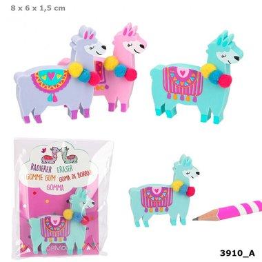 Alpaca gum / TOPModel