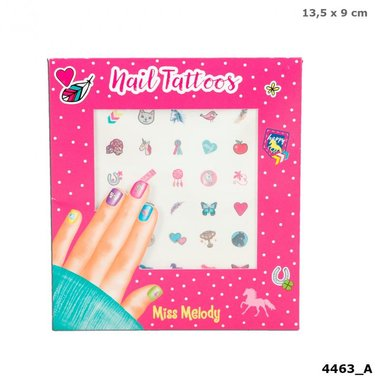 Nagelstickers / Miss Melody