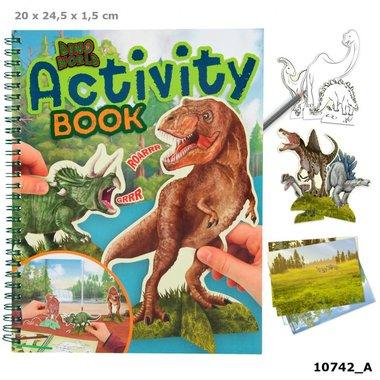 Activity Book / DinoWorld