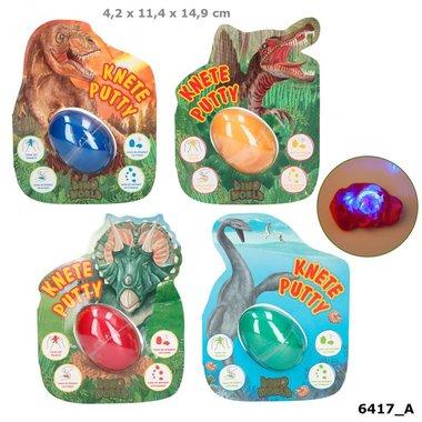 Springklei met licht / Dino World