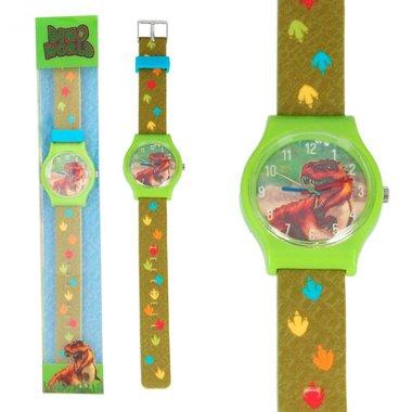 Horloge Dino groen / Dino World
